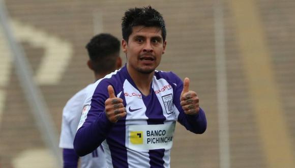 Patricio Rubio llegó a mediados de año para reforzar el primer equipo de Alianza Lima (Foto: GEC / Liga 1)