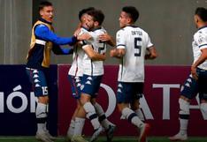 La Calera cayó 2-0 frente a Vélez por el Grupo G de la Copa Libertadores