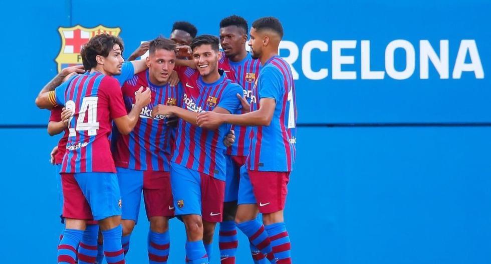 Barcelona 4-0 Nastic: goles, resumen, mejores jugadas y estadísticas del primer amistoso azulgrana en 2021 de pretemporada   FUTBOL-INTERNACIONAL   DEPOR