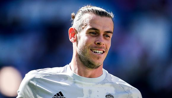 Gareth Bale vence contrato en Real Madrid hasta mediados de 2022. (Foto: Getty Images)