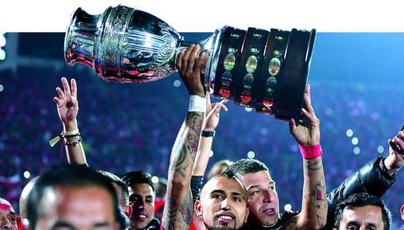 Chile se perfila como posible sede de la Copa América. (Foto: EFE)