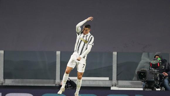 Cristiano Ronaldo continuará en Juventus, según el director deportivo del club. (Foto: AP)
