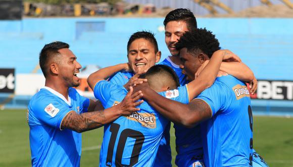 Binacional derrotó 1-0 a San Martín, por la fecha 13 de la Fase 2 (Foto: Liga 1)