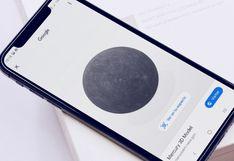 Ya puedes activar todos los planetas en 3D usando Google y en realidad aumentada