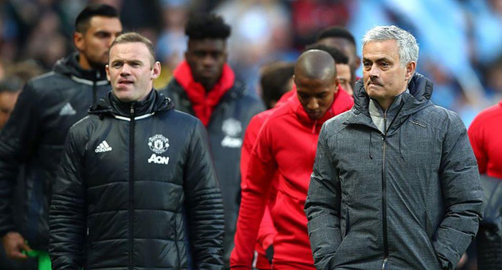 Mourinho dejó Manchester United tras tres temporadas. (Getty)