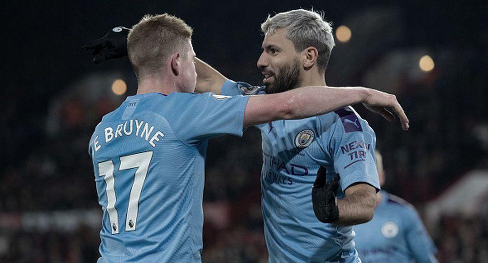 Manchester City es el actual campeón de la Premier League.