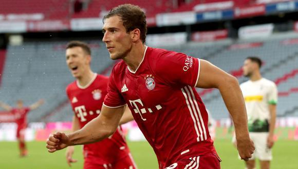 Leon Goretzka llegó al Bayern Munich en el 2018 procedente del Schalke 04. (Foto: AP)