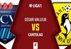 Con un penal en el último minuto: César Vallejo y Cantolao empataron 1-1 por el Apertura [VIDEO]