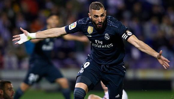 Karim Benzema lo ha ganado todo con la camiseta del Real Madrid. (Foto: Getty)