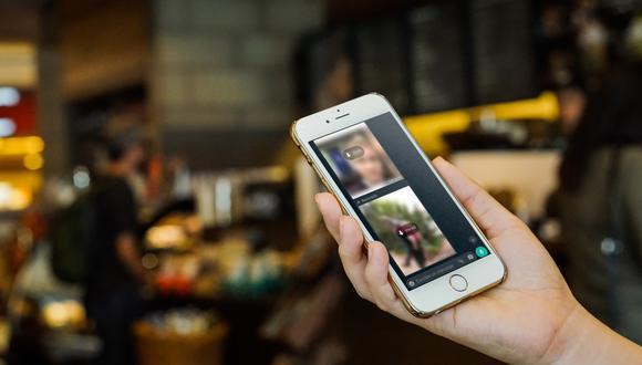 ¿Por qué nos aparecen las fotos borrosas en WhatsApp? (Foto: Unsplash / MAG)