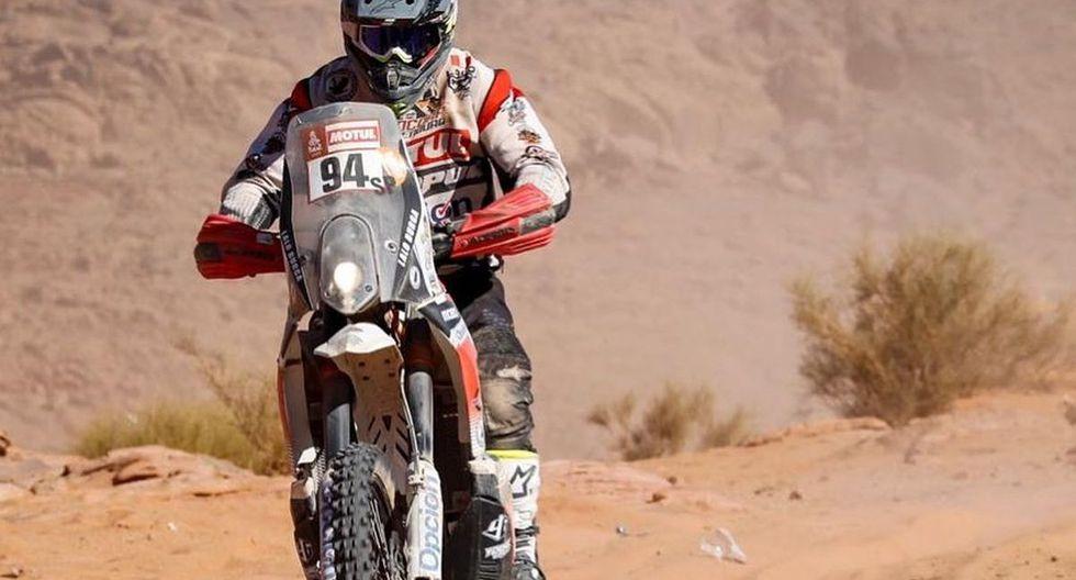 Dakar 2020: así les fue a los peruanos en la Etapa 3 del rally raid en Arabia Saudita. (Facebook)