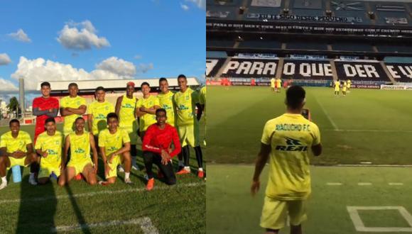 Ayacucho visitará a Gremio por la Copa Libertadores. (Captura)