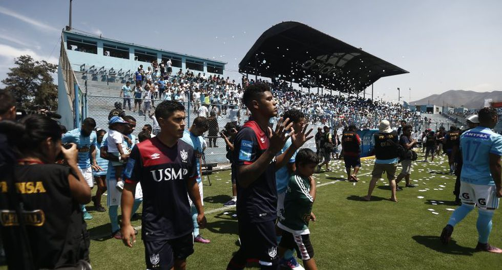 San Martín será local en el estadio Alberto Gallardo durante el Torneo Clausura