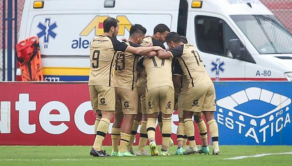 Cusco FC derrotó 3-1 a Ayacucho FC, por la fecha 10 de la Fase 2 (Foto: Liga 1)