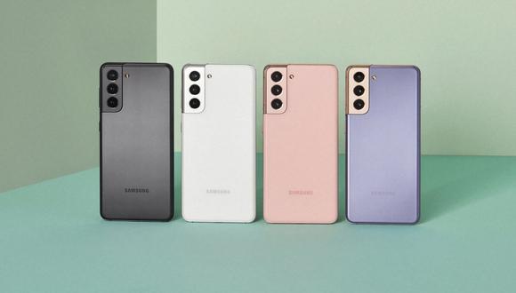 Samsung Galaxy S21: características, precio y fecha de salida del nuevo teléfono surcoreano. (Foto: Samsung)