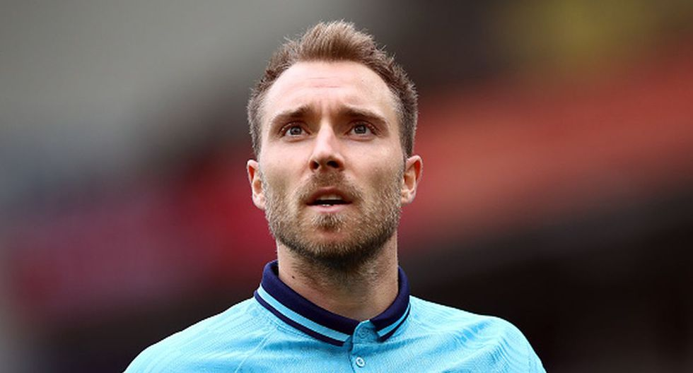 Christian Eriksen termina contrato con el Tottenham a mitad de 2020. (Foto: Getty Images)