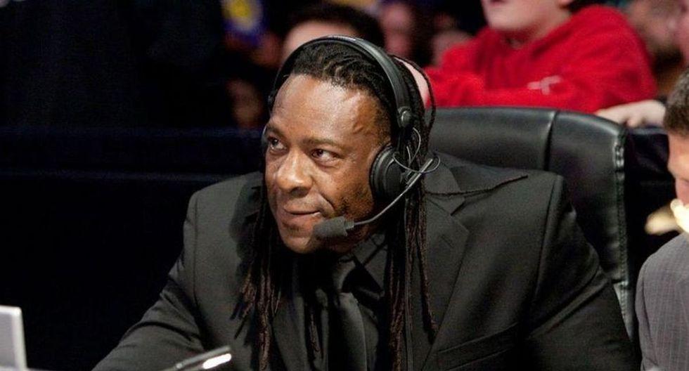 Dentro de los logros de Booker T está el haber ganado el torneo Rey del Ring del 2006. (Foto: WWE)