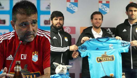 Vivas arremetió contra García Miró, Bellina y Barreto. (Foto: prensa SC)