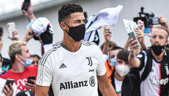Cristiano Ronaldo acaba contrato con el equipo bianconero el próximo año. (Foto: Juventus)