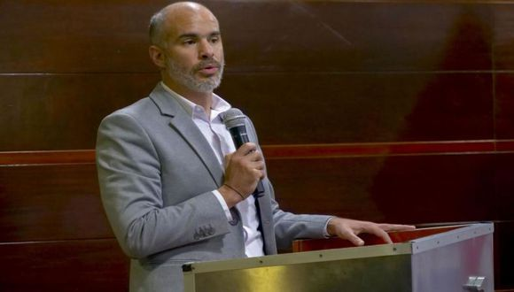 El presidente del IPD, Sebastián Suito, habló sobre lo sucedido con Mauricio Fiol. (Foto: Difusión)