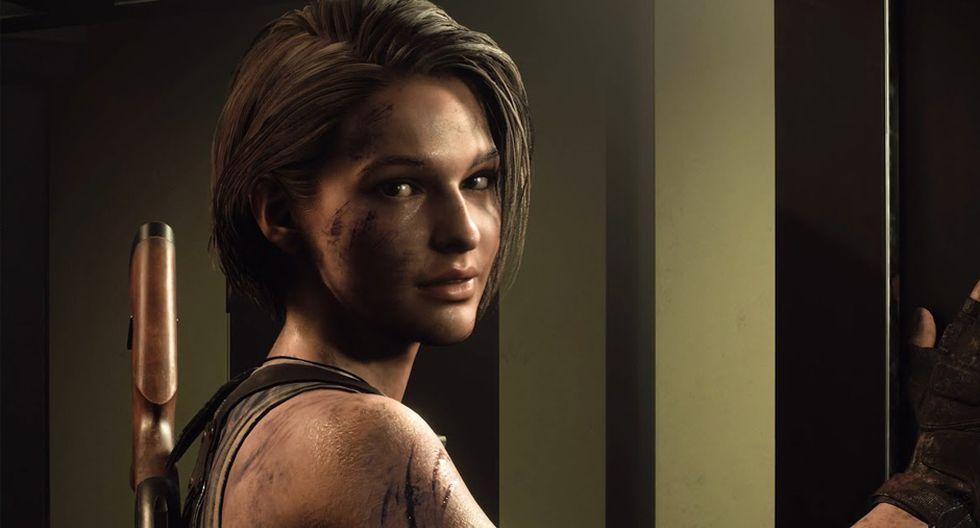 Resident Evil 3 Remake estrena tráiler de Jill Valentine. (Foto: Capcom)