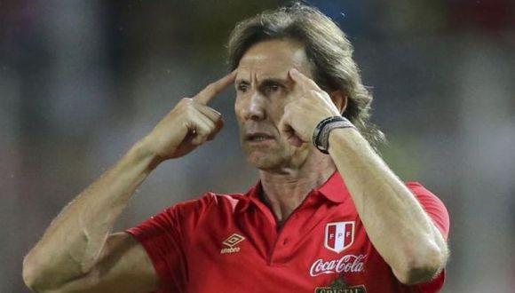 Ricardo Gareca clasificó a Perú al Mundial después de más de treinta años. (Foto: GEC)