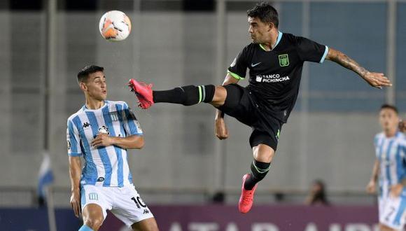 Alianza vs Racing: Goles, resumen y resultado del partido por la Copa Libertadores en vivo