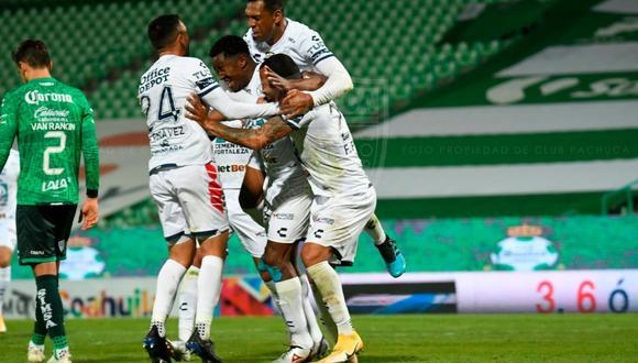 Los 'Tuzos' dieron la sorpresa en el TMS Corona y se clasificaron a los cuartos de final de la Liga MX. (Foto: @Tuzos)