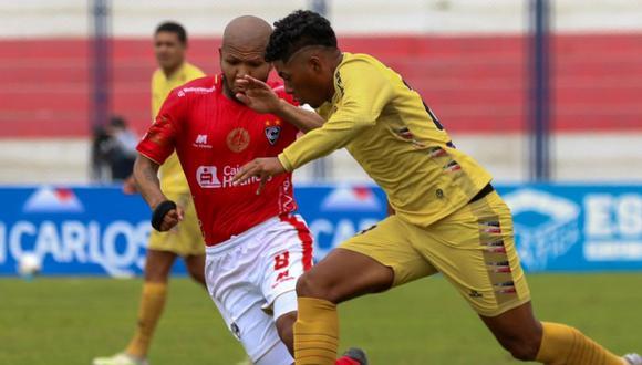 Cienciano empató 1-1 con UTC (Foto: Liga 1)
