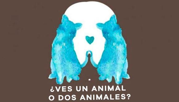 Tu respuesta si ves uno o dos animales determina tu personalidad. (Difusión)