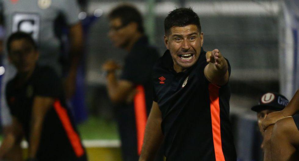 Mauro Cantoro reveló que Tiago deseaba seguir en Universitario. (Foto: GEC)