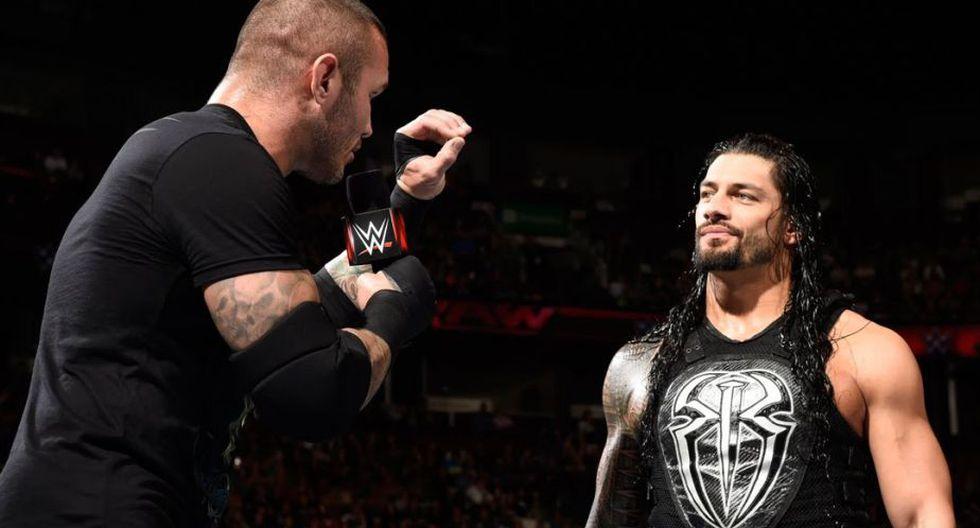 Roman Reigns ganó dos campeonatos mundiales en la WWE. (WWE)