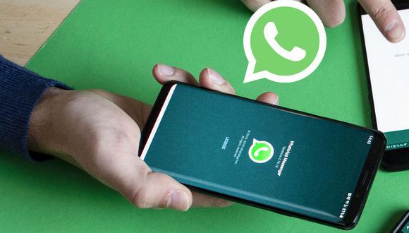 ¿Deseas saber si alguien leyó tu mensaje en un grupo de WhatsApp? Este es el truco que debes realizar. (Foto: WhatsApp)