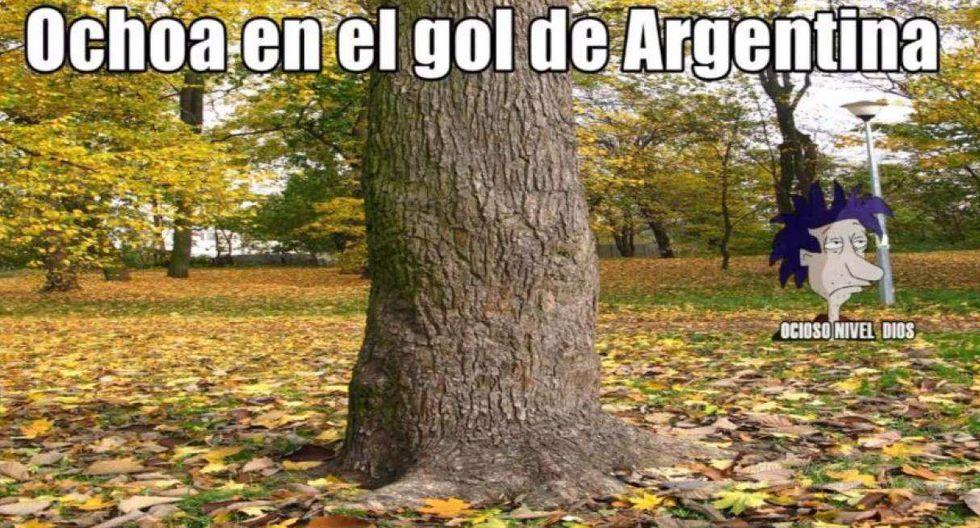 Argentina vs. México: los mejores memes del partido en San Antonio, Texas