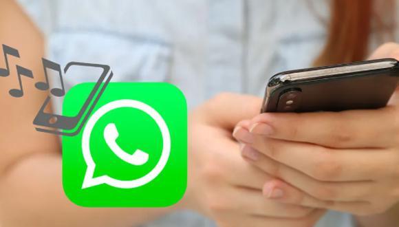 WhatsApp: aprende a saber quién te escribe personalizando el tono de los mensajes de tus contactos. (Foto: Difusión)