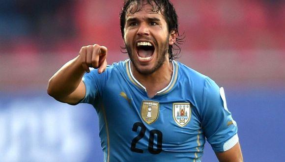 El 'Tata' fue campeón de una Copa América con Uruguay. (Foto: Internet)