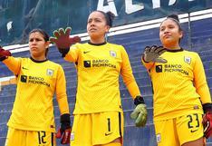 Hacen historia fecha a fecha: las imbatibles del arco de Alianza Lima en el fútbol femenino