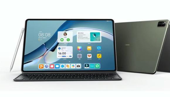 Conoce todas las características de la nueva Huawei MatePad Pro. (Foto: Huawei)
