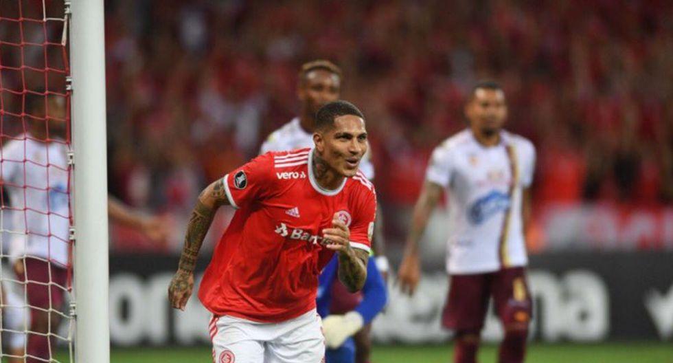 Internacional venció 1-0 a Tolima y clasificó a la fase de grupos de la Copa Libertadores 2020. (Foto: Agencias)