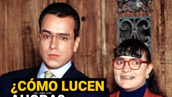 Yo soy Betty, la fea: Así lucen los actores de la recordada telenovela colombiana