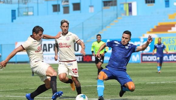 Universitario vs. Carlos Stein se midieron en un intenso partido por la Liga 1. (Foto: Liga 1)