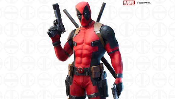 Fortnite: ¡Deadpool llegó a Fortnite!