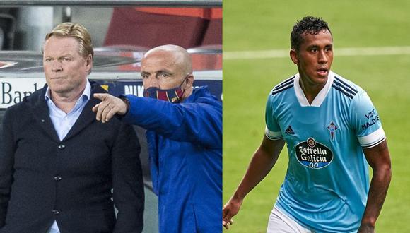 Alfred Schreuder, asistente técnico de Ronald Koeman en Barcelona, fue entrenador de Renato Tapia en Twente. (Foto: Mundo Deportivo)