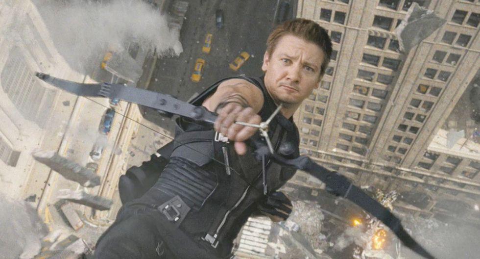 Hawkeye en Avengers (Foto: Marvel Studios)