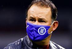 """Habría que preguntarle si está contento"": Reynoso reveló conversación que sostuvo con Rodríguez"