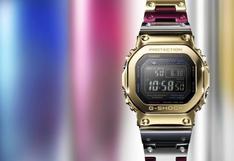 G-Shock presenta nuevo modelo indestructible