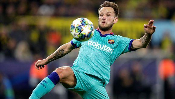 Rakitic, además del Barcelona, ha jugado por Basilea, Schalke 04 y Sevilla. (Foto: Getty Images)