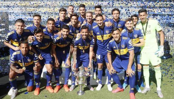 Carlos Zambrano se unió a Boca Juniors a finales de enero pasado. (Foto: Boca Juniors)
