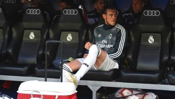 Bale podría llegar a Manchester United. (Foto: Agencias)