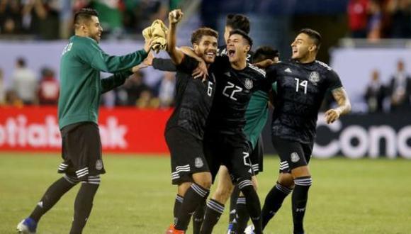 La Selección de México cayó derrotada ante Estados Unidos en la Final de la Copa Oro 2021. (Foto: Getty)